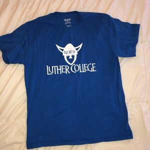 Luther College t-shirt
